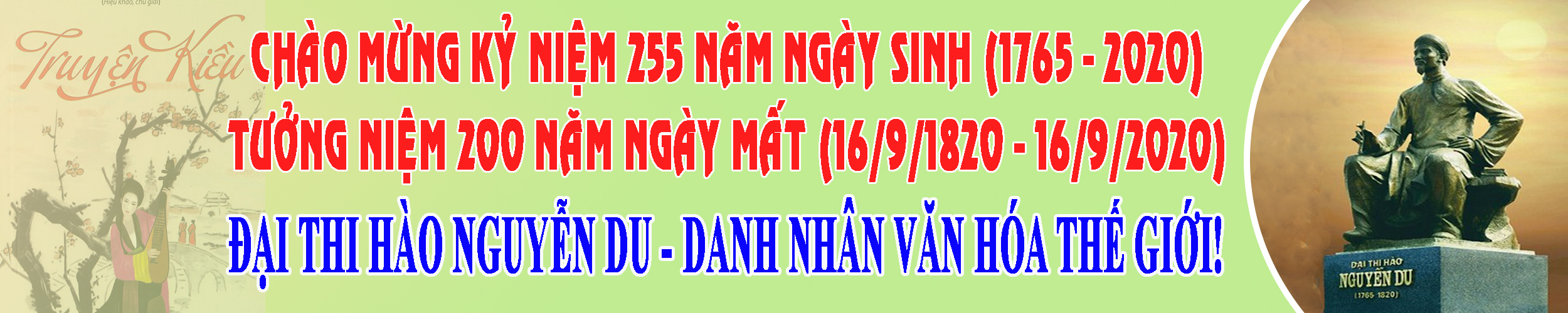Đại thi hào Nguyễn Du