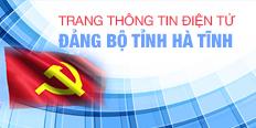 Trang thông tin Đảng bộ tỉnh ủy