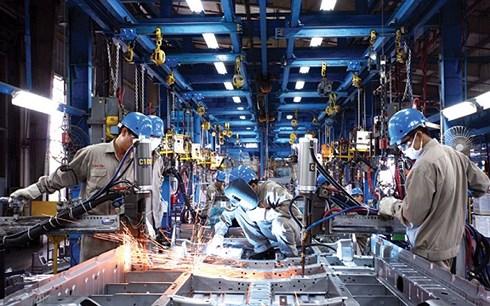 Chỉ số sản xuất công nghiệp tỉnh Hà Tĩnh vọt tăng dẫn đầu cả nước
