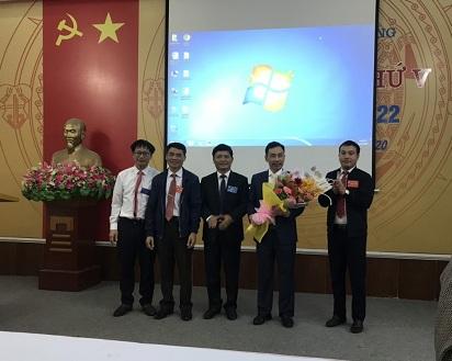 Đại hội Chi bộ Trung tâm, Sở Công Thương lần thứ V, nhiệm kỳ 2020-2022