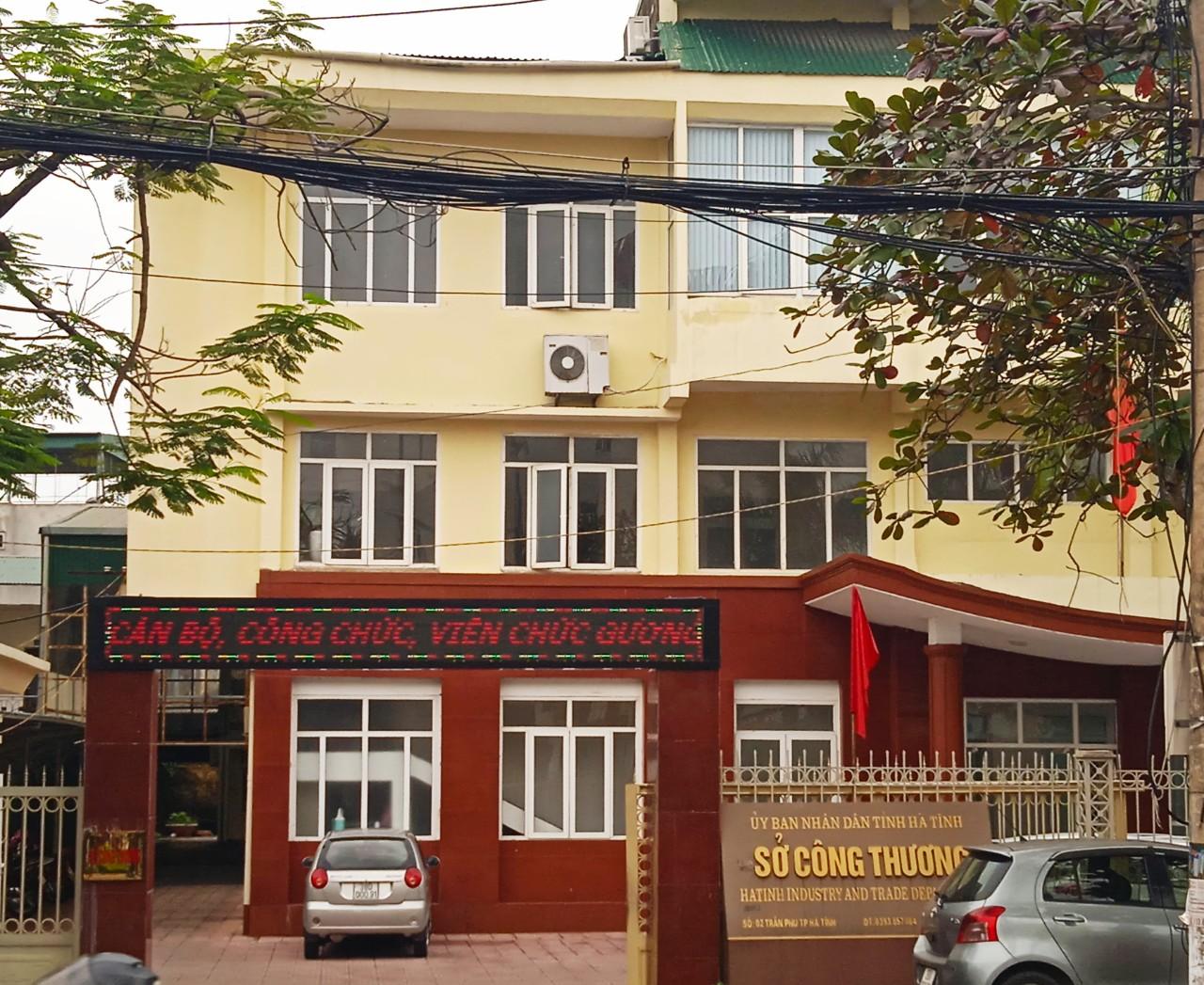 """Sở Công Thương Hà Tĩnh tổ chức các hoạt động hướng tới """"ngày Pháp luật  Nước Cộng hòa xã hội chủ nghĩa Việt Nam"""" - ngày 09 tháng 11 năm 2020"""