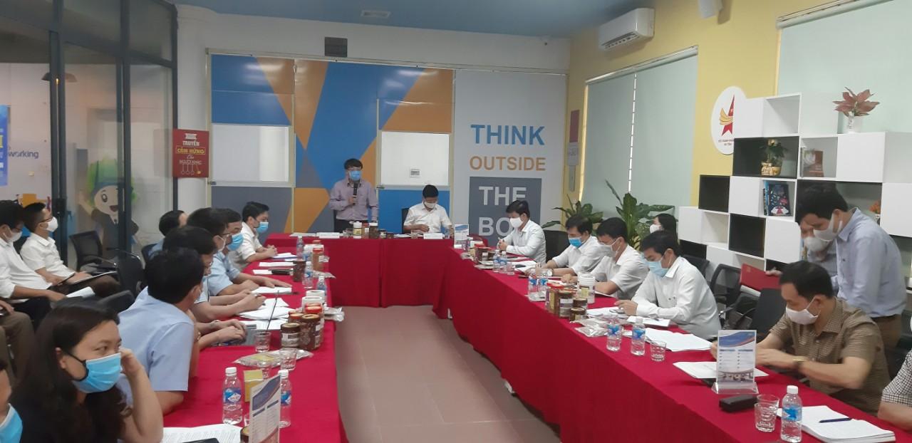 Kết luận của Phó Chủ tịch UBND tỉnh Dương Tất Thắng tại buổi làm việc về xây dựng các mô hình công nghiệp nông thôn điển hình