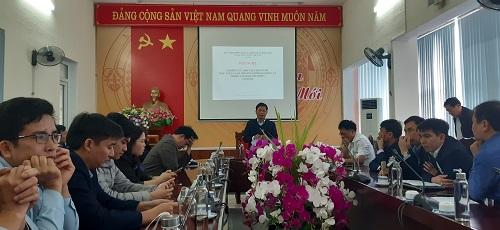 """Đảng bộ Sở Công Thương tổ chức học tập chuyên đề """"Học tập và làm theo tư tưởng, đạo đức, phong cách Hồ Chí Minh"""" năm 2020"""